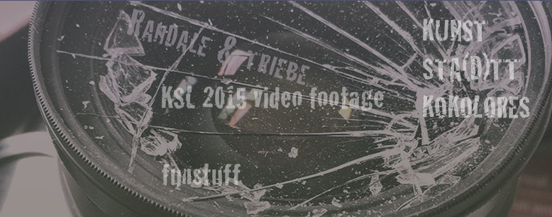 KSL Party 2015 mit Pont Neuf (Video)