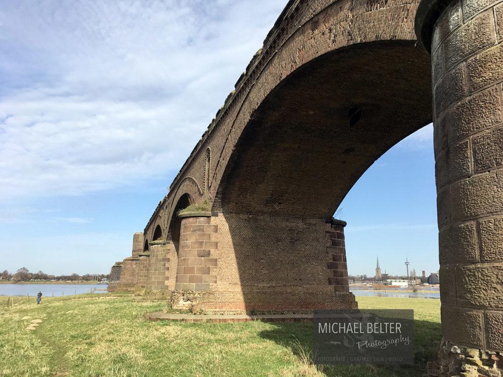 Wesel alte Eisenbahnbrücke 07 Michael Belter Photography