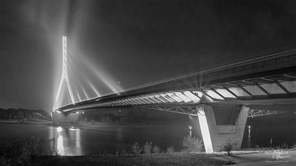 Niederrheinbrücke Wesel © Michael Belter Photography