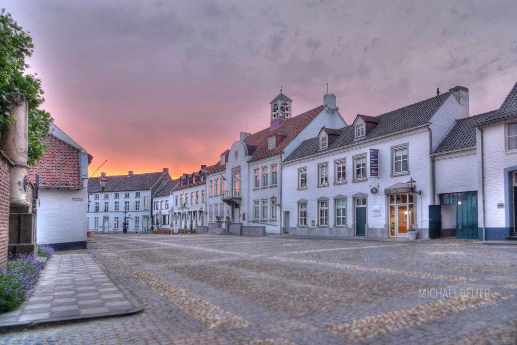 Straßenpartie in Thorn (Limburg, NL) © Michael Belter Photography