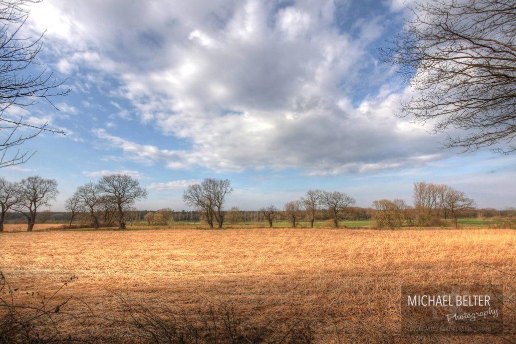 Landschaft an der Lippe bei Hünxe © Michael Belter Photography