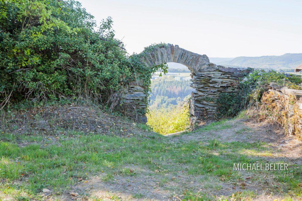 Burgruine Starkenburg an der Mosel © Michael Belter Photography