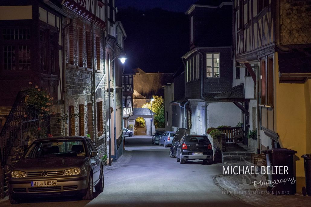 Straßenpartie Enkirch © Michael Belter Photography