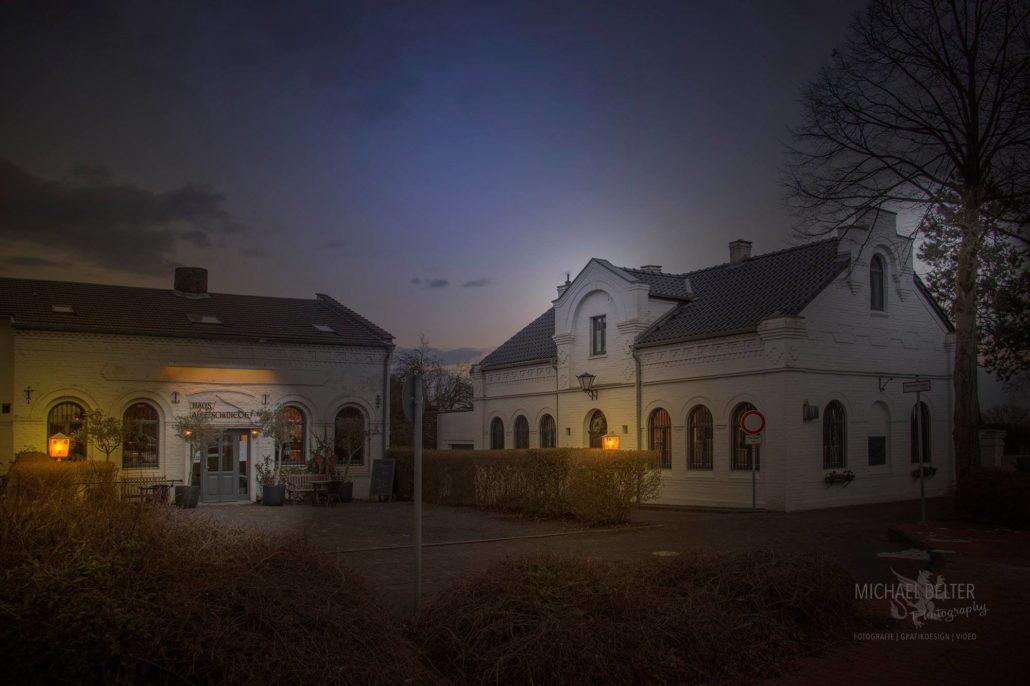 Haus Alte Schmiede bei Kloster Kamp © Michael Belter Photography