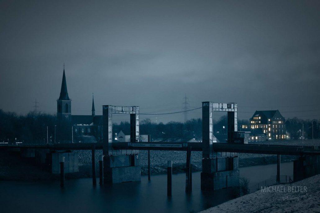 Hubbrücke Walsum © Michael Belter Photography