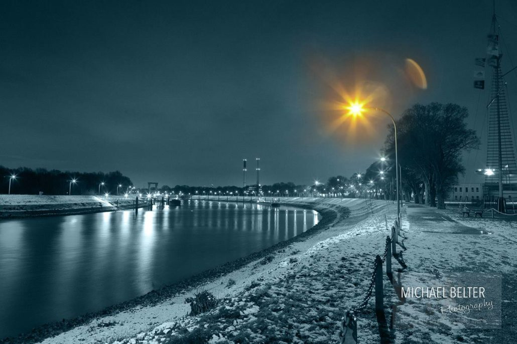 Hafen Emmelsum © Michael Belter Photography