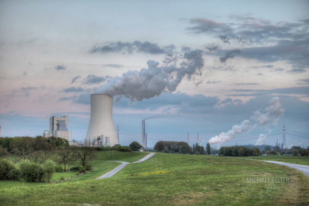 Bild 02: Kraftwerk Walsum