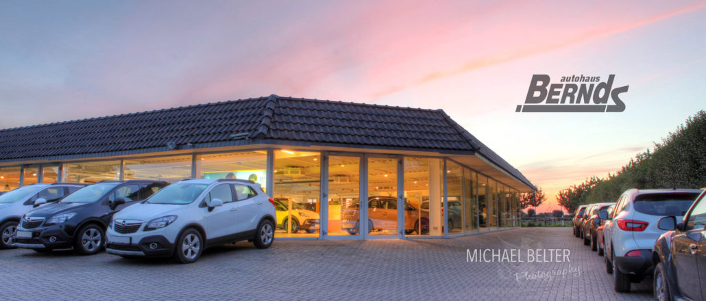 Autohaus Businessfotografie © Michael Belter Photography